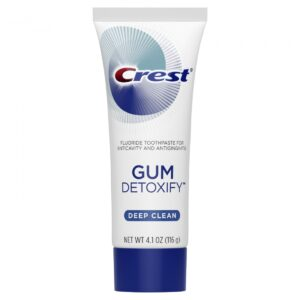 CREST GUM AND SENSITIVITY